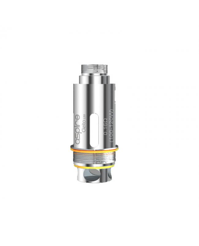 Aspire Mesh Replacement Coil Heads For Cleito 120 Pro
