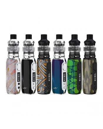 Eleaf iStick Rim Starter Vape Kit 3000mAh 80W 4ML
