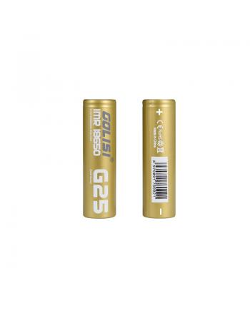 Golisi G25 2500mAh 20A Li-ion Battery