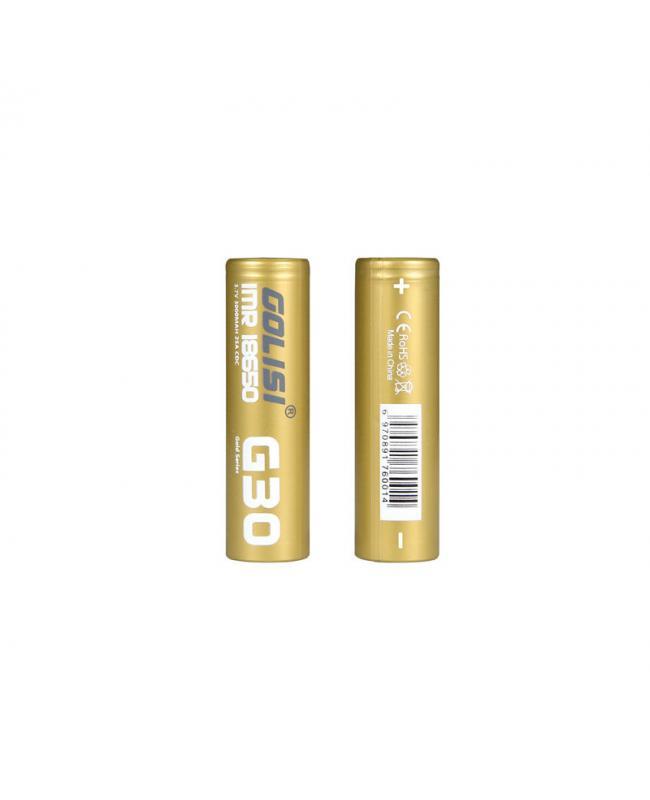 Golisi G30 3000mAh 20A Li-ion Battery