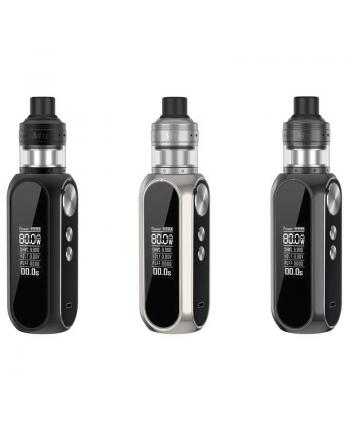 OBS Cube 80W Starter Kit With Engine MTL Tank