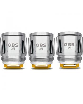 OBS Cube M1 Mesh Coil Heads