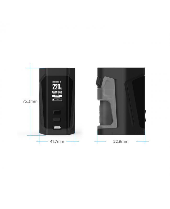 Vandy Vape Pulse Dual 220W Squonk Mod