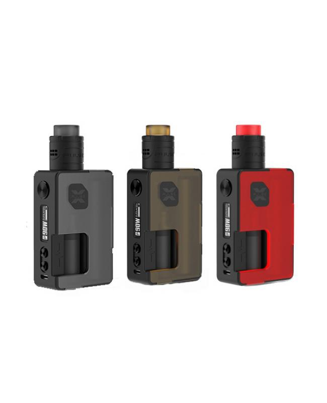 Vandy Vape Pulse X 90W BF Vape Kit With 8ML Squonk Bottle