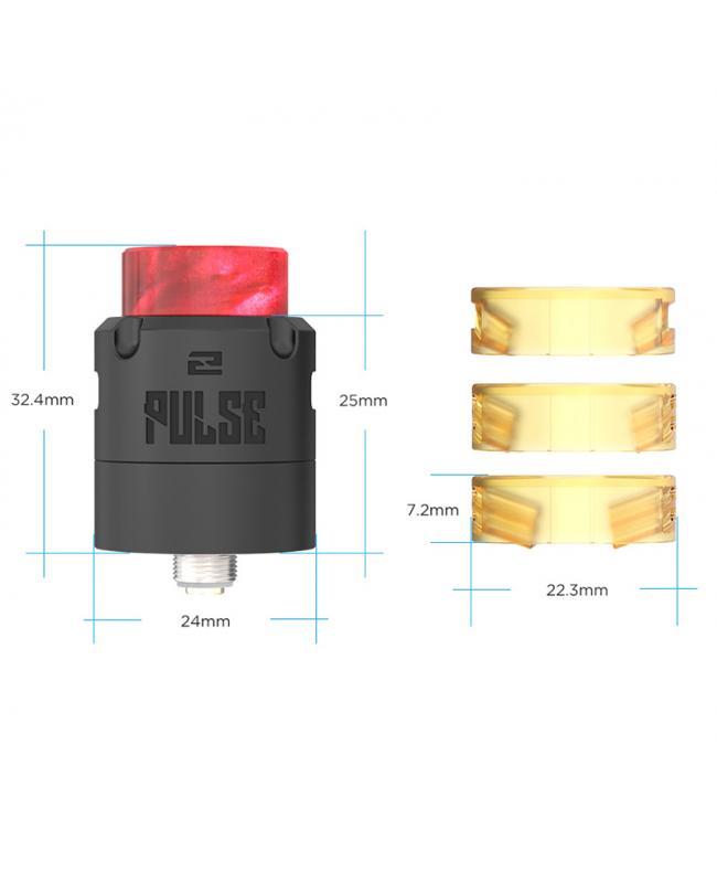 Vandyvape Pulse V2 Squonk RDA