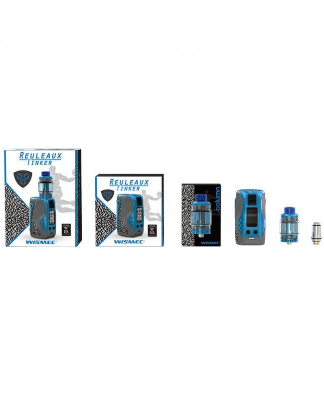 Wismec Reuleaux Tinker 300W TC Vape Kit