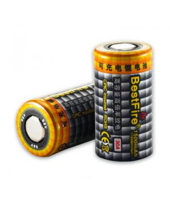 Bestfire 18350 1500mAh 30A Li-ion Battery
