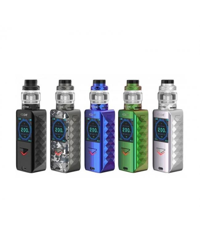 Digiflavor Edge 200W TC Kit With Specter Mesh Coil Tank