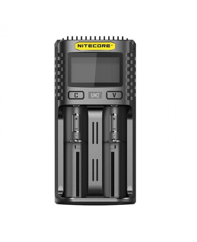 Nitecore UM2 Intelligent USB Battery Charger