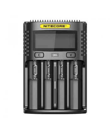 Nitecore UM4 Four Slot Intelligent USB Battery Charger