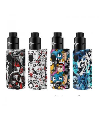 Rincoe Manto Mini 90W Kit With Metis RDA