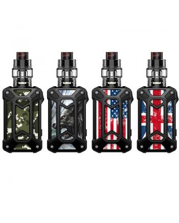 Rincoe Mechman 228W Dual 18650 TC Kit