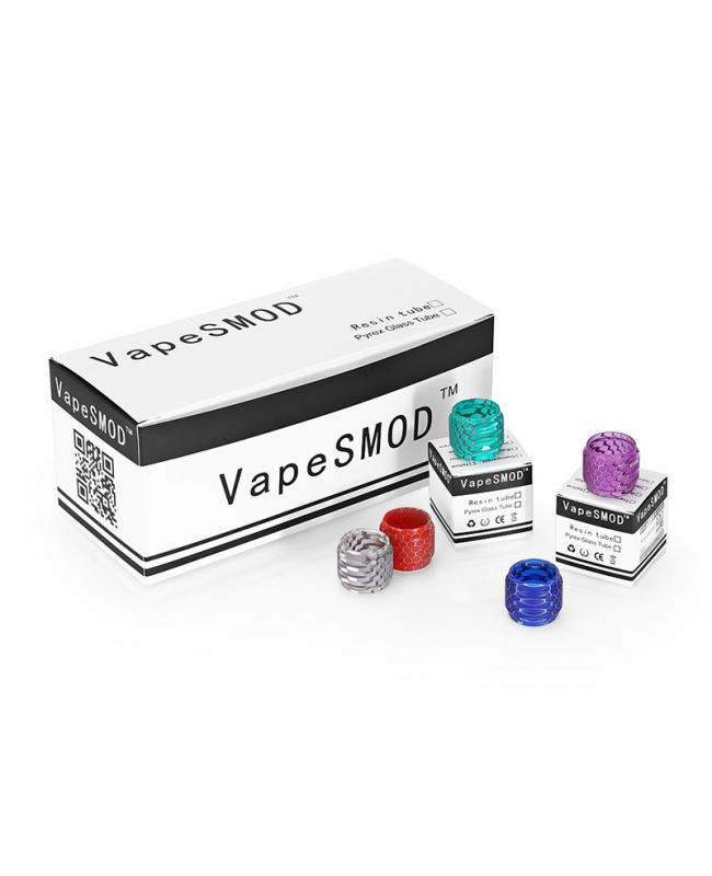 Vapesmod Cobra Style Glass Tubes For TFV12 Prince