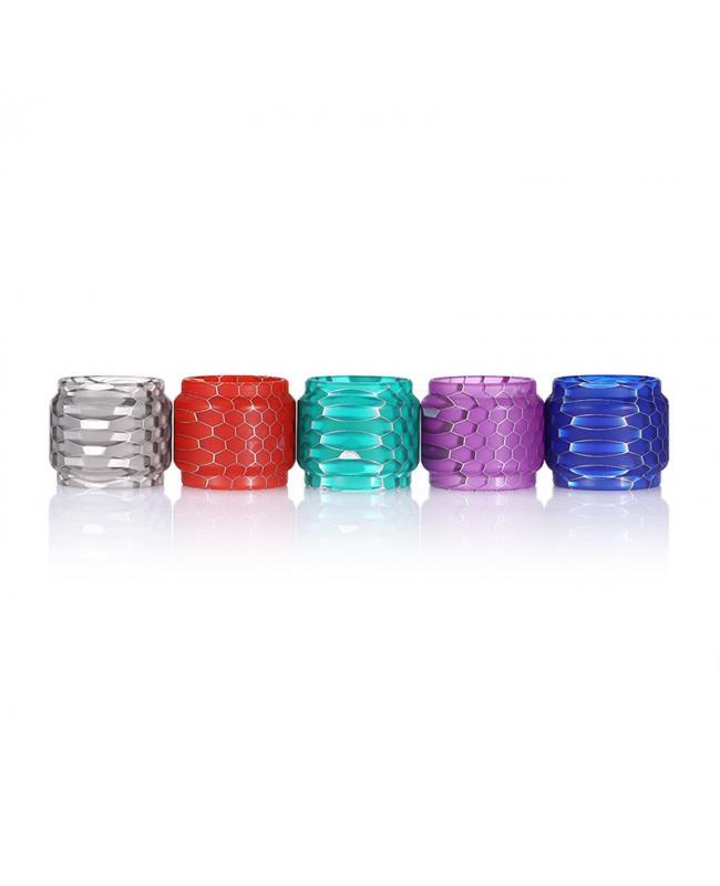 Vapesmod Cobra Style Glass Tubes For TFV12 Prince