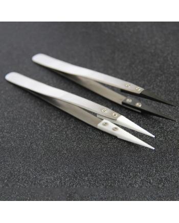 High Temperature Resistance Ceramic Vape Tweezers
