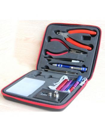 Vape Master Vape Tool Kit With Zipper Case