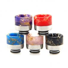 510 Resin Metal Vape Drip Tip