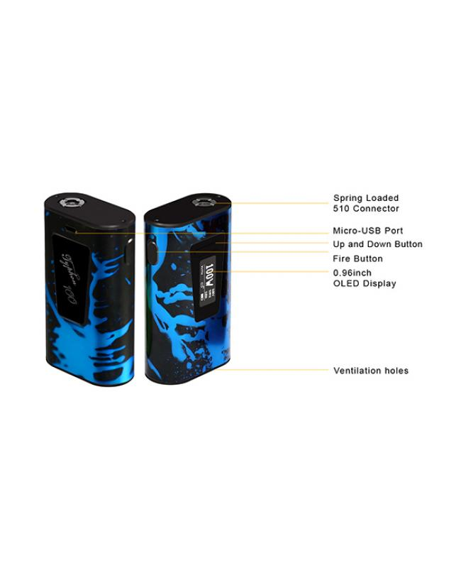 Aspire Typhon 100W Vape Mod