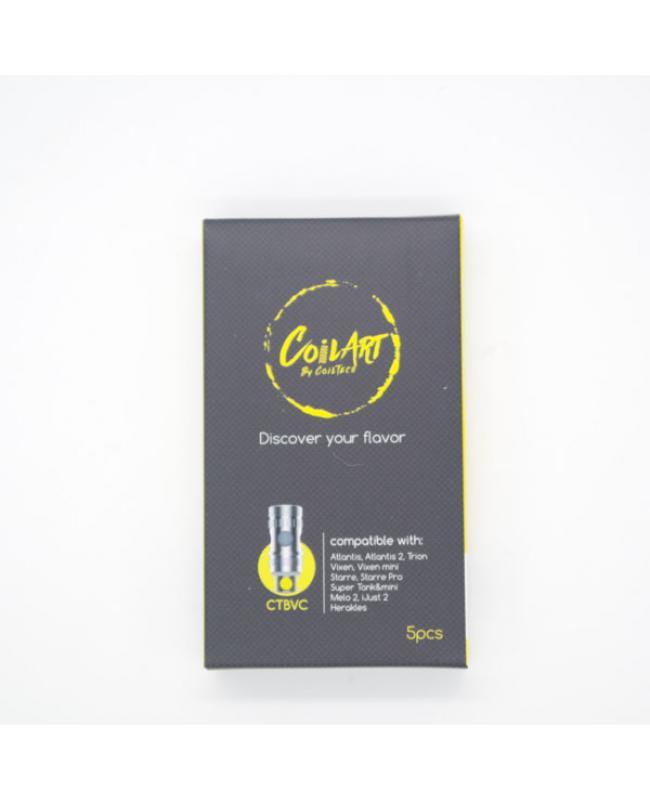 Coilart CTBVC Ceramic Coils