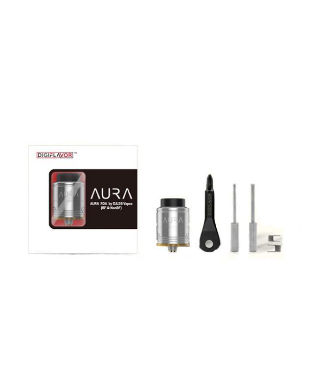 Digiflavor Aura Flavor RDA Tank