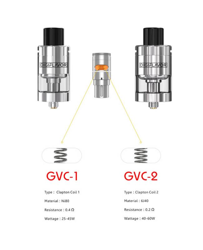 Digiflavor GVC Replacement coils