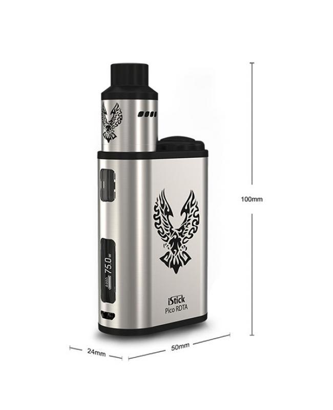 Eleaf iStick Pico RDTA Vape Box Mod Kit