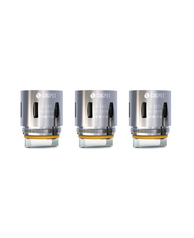 iJoy Cigpet ECO12 Replacement Coil Heads