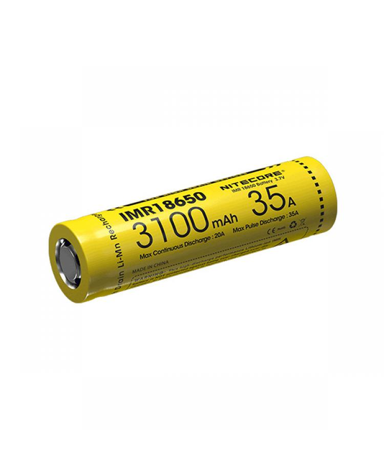 Nitecore 3100mAh 35A 18650 High Drain Battery