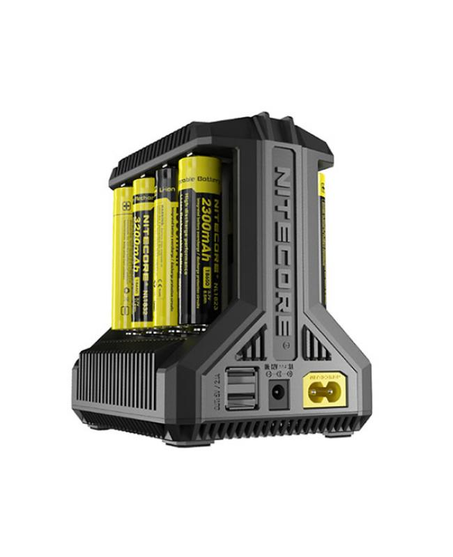 Nitecore I8 8Slots Intelligent Battery Charger
