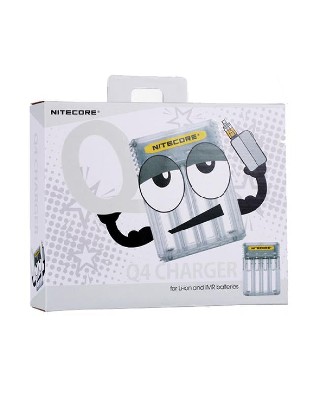 Nitecore Q4 Vapor Battery Charger