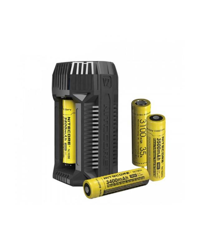 Nitecore V2 IN Car Vaping Charger