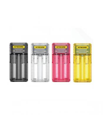 Nitecore Q2 Vape Battery Charger