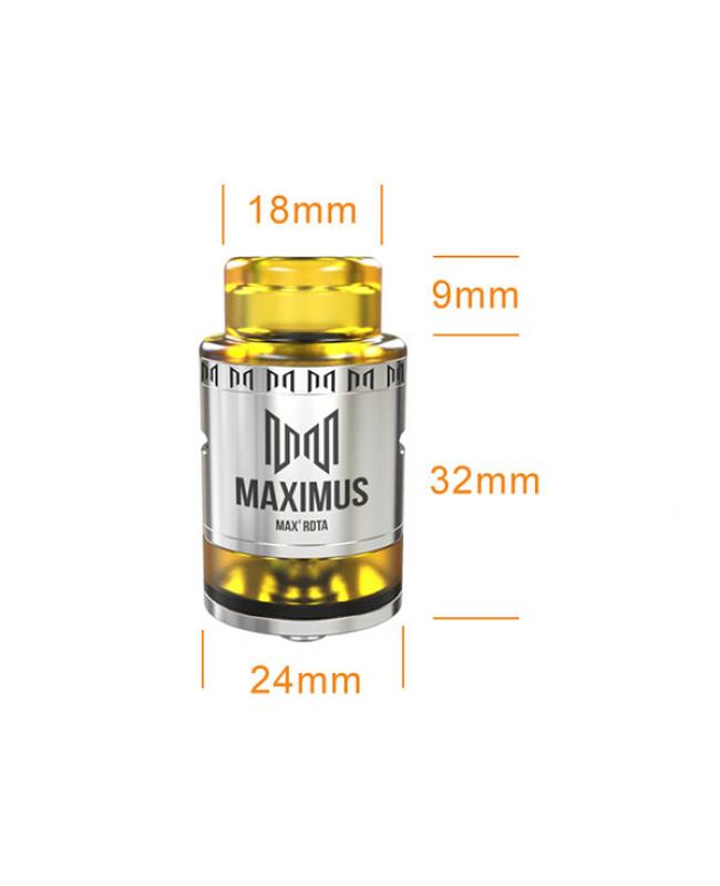 Oumier Maximus Best RDTA 3ML