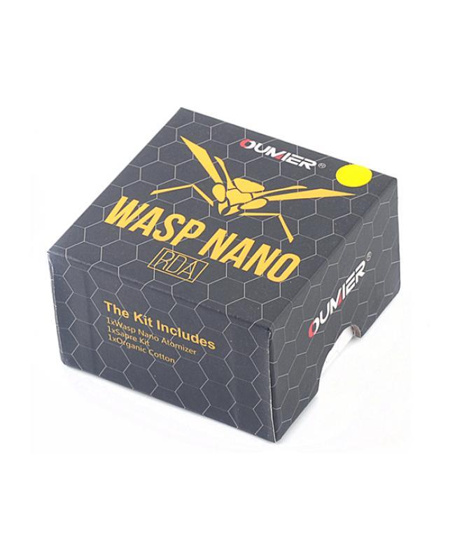 Oumier Wasp Nano RDA Resin Version
