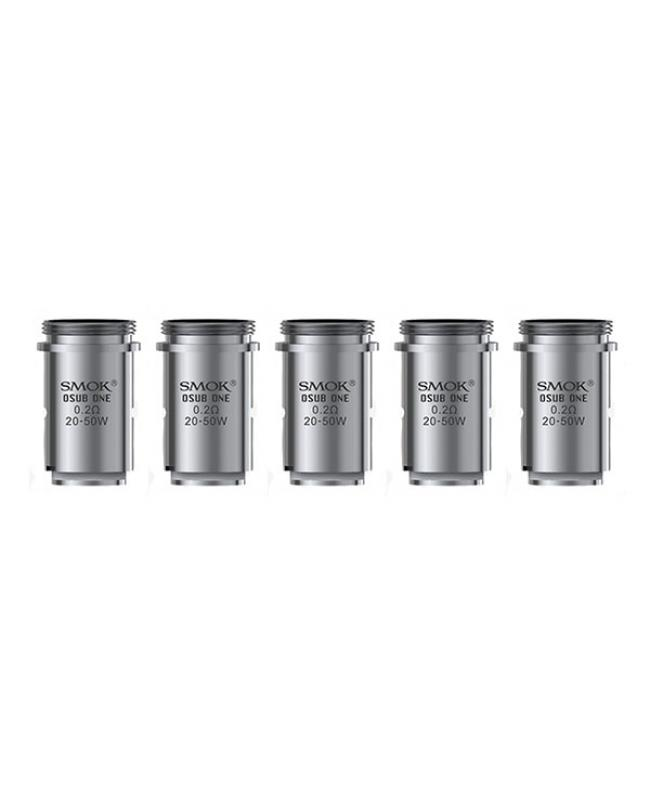 Replacement Coil Heads For Smok Osub One Tank