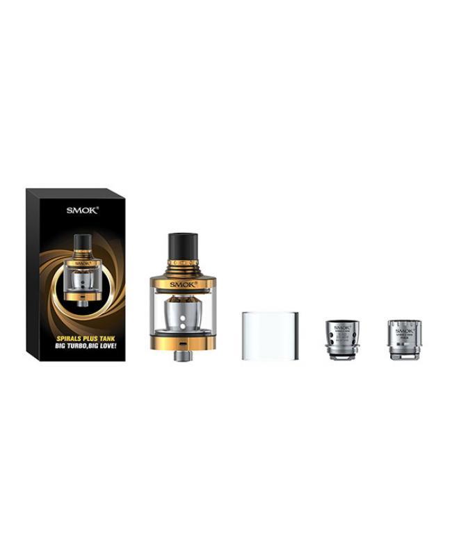 Smoktech Spirals Plus Tank 4ML