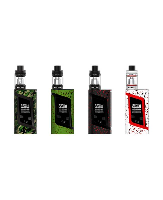 Smoktech Alien 220W Vape Kit TPD Version