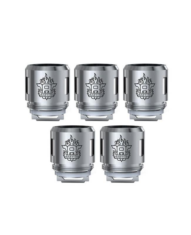 V8 Baby-T6 Sextuple Coils
