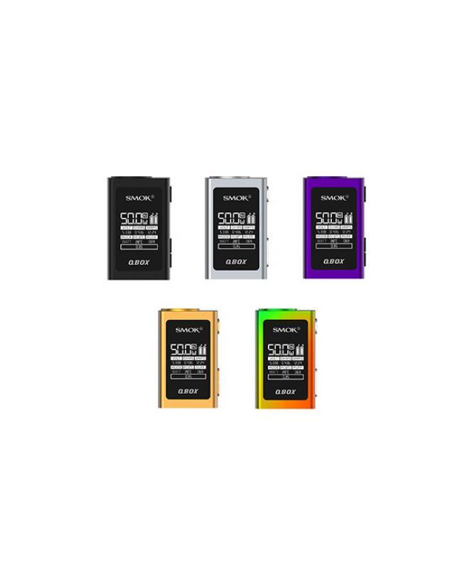Smoktech Qbox 50W TC Box Mods