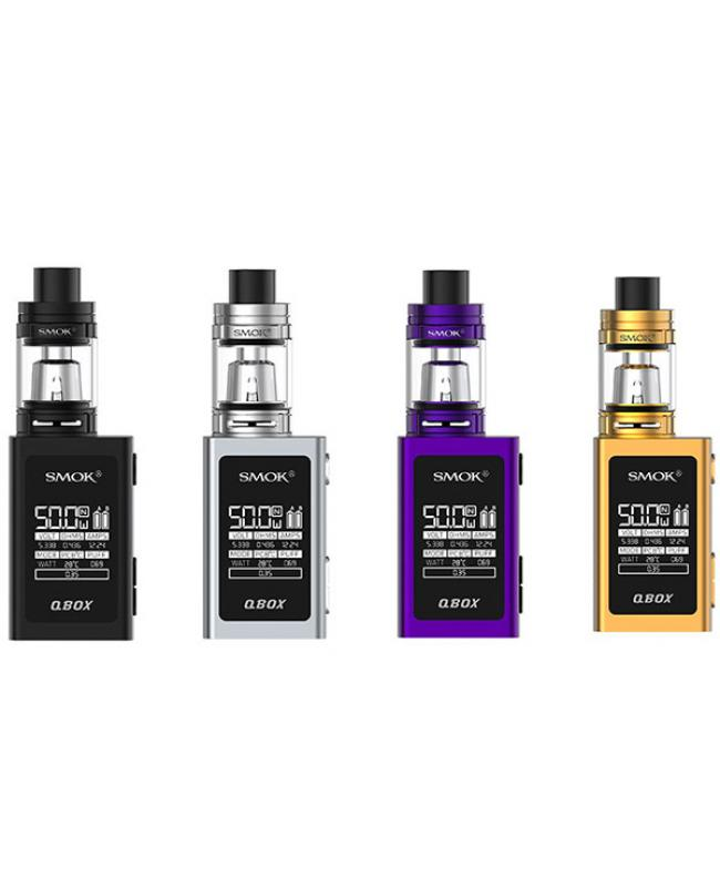 Smok Q-Box 50W Vape Kit