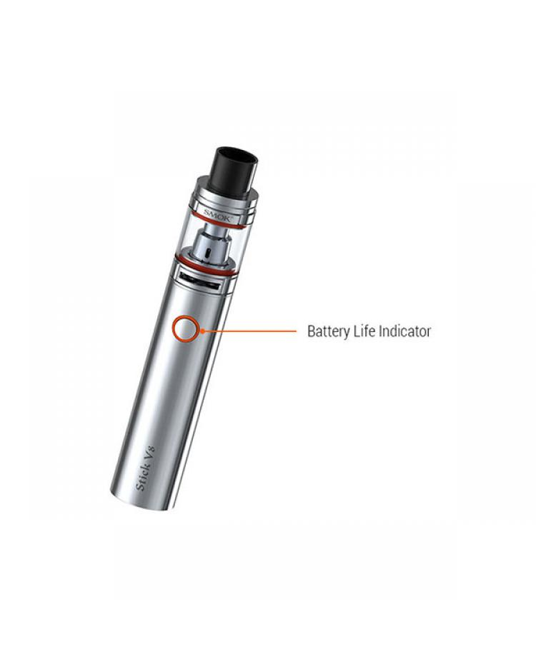 smok stick v8 3000mah pen style vape kit