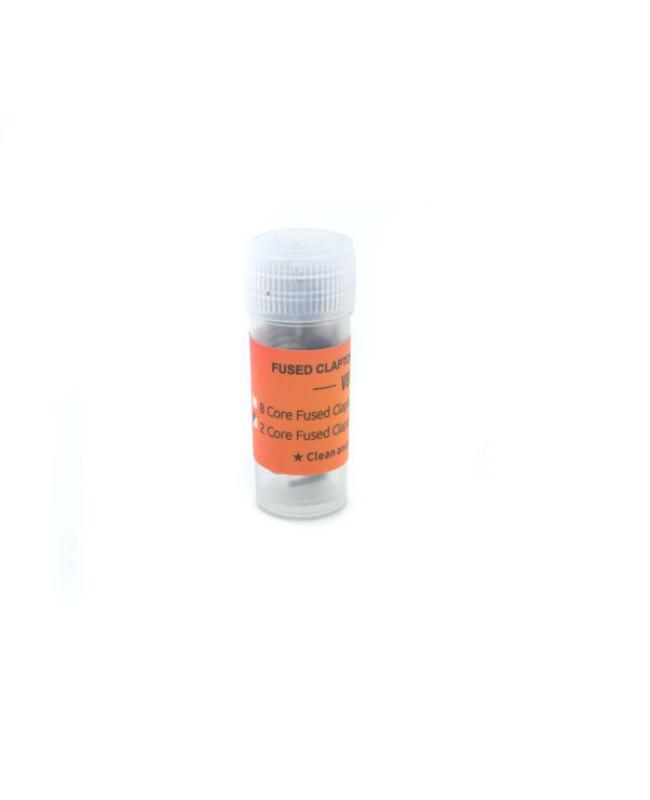 Smoktech 2 Core Fused Clapton Coils