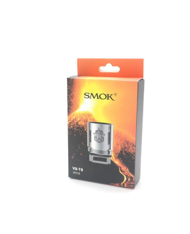 Smok V8-T8 Octuple Coil