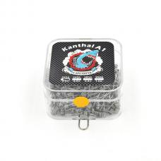 Steam Shark 200PCS Kanthal A1 RBA Coils