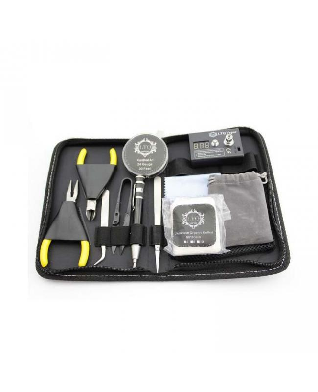 LTQ Vape DIY Tool Kit