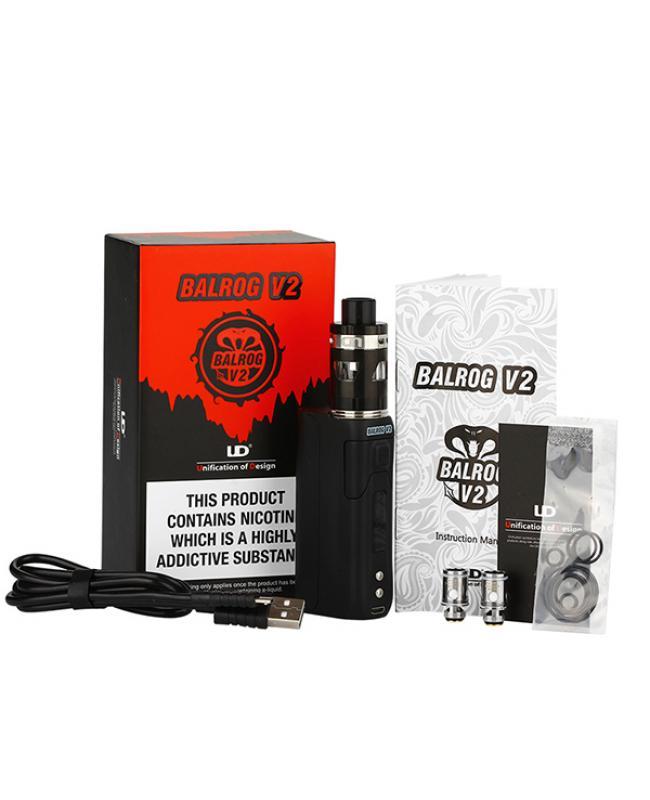 UD Balrog V2 Vape Box Starter Kit