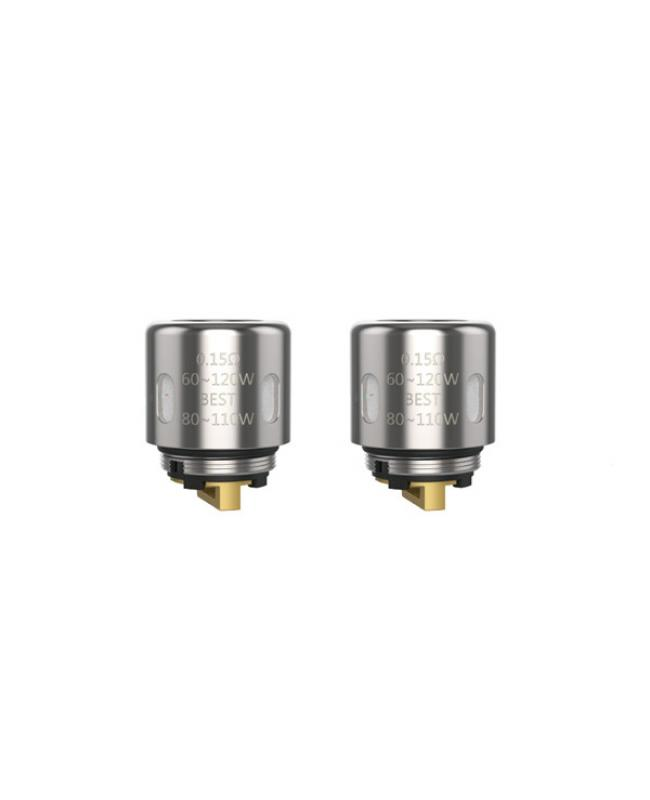UD Zephyrus V3 0.15ohm Octuple Coil Head