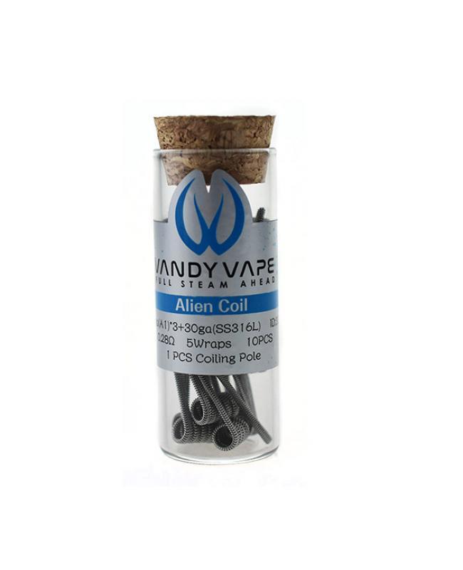 Vandy Vape Alien Pre Built Coils