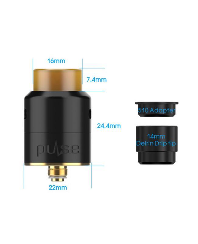 Vandyvape Pulse 22 BF RDA