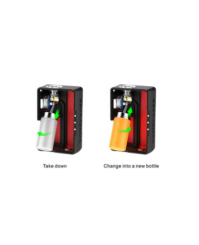 Vandyvape Pulse BF Silicone Bottle